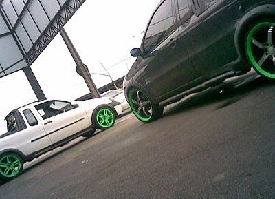 Rodas Coloridas