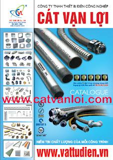 Ống thép luồn dây điện mềm có bọc nhựa dày- Liquidtight Flexible Metal Conduit (LFMC); Phụ kiện nối ống thép luồn dây điện mềm -Flexible Conduit Connectors;
