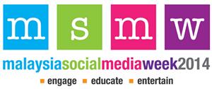 Undi Malaysia Social Media Week 2014 (MSMW)