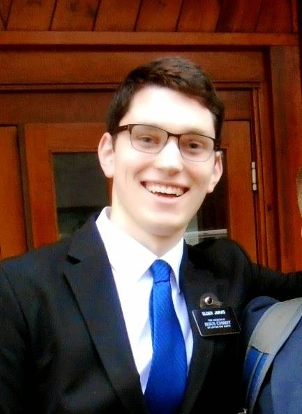 Elder Michael Jarvis