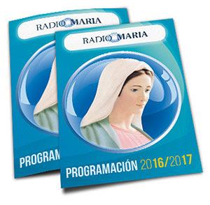PROGRAMACIÓN RADIO MARÍA