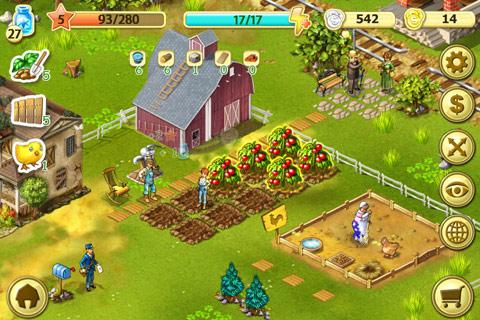 Farm UP v2.2 APK + DATA Android - Android Games Free Download
