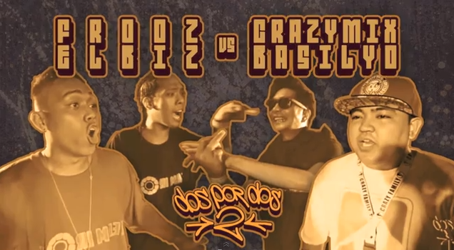 Frooz-ElBiz vs Crazymix-Bassilyo (Dos Por Dos Finals)