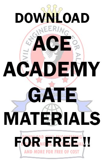 DOWNLOAD ACE GATE MATERIALS