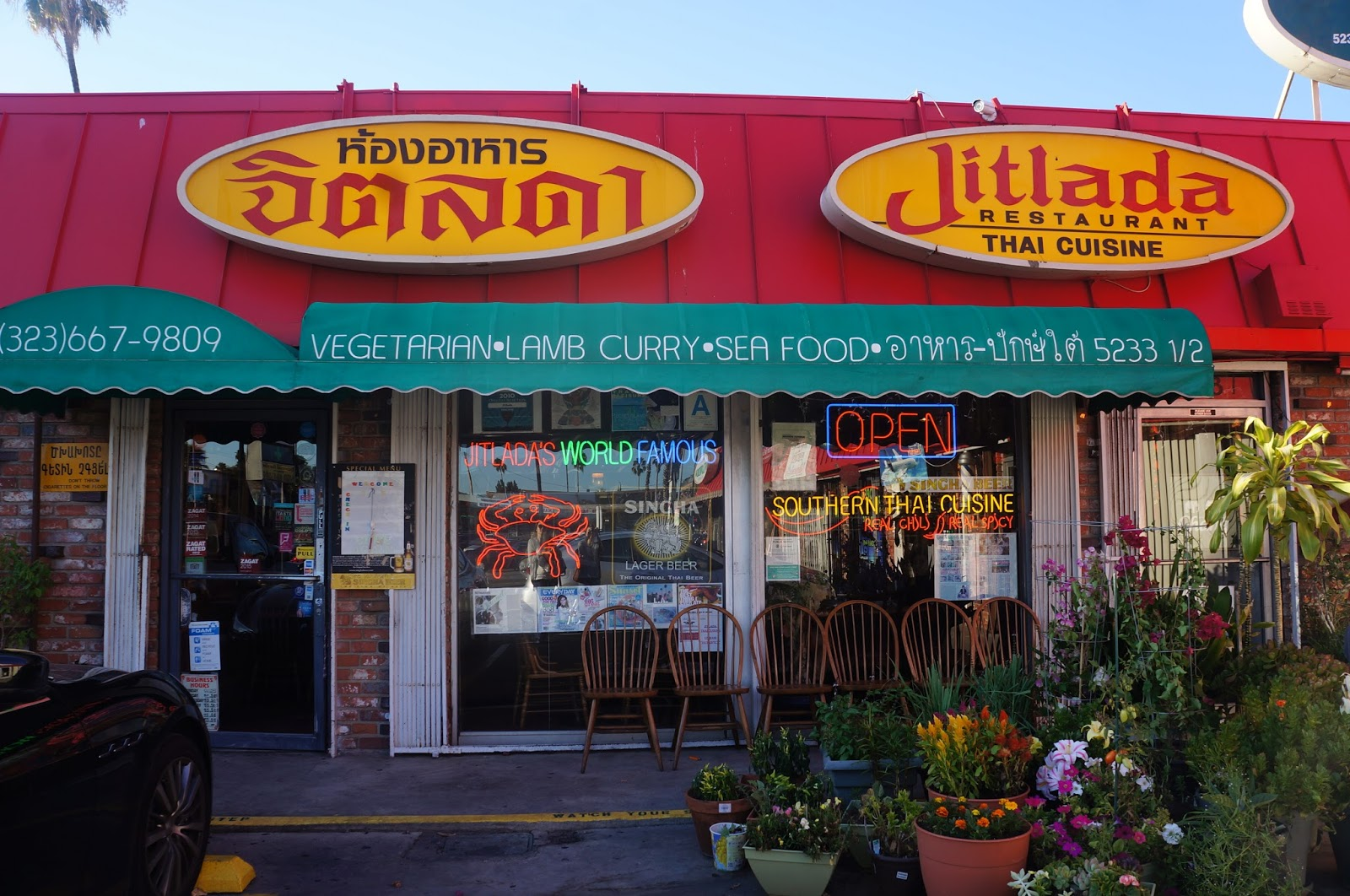 Since The 1970s Jitlada Has Been Serving Thai Food To Ravenous Angelenos Restaurant Changed Multiple Owners 70s And Is Curly Run By