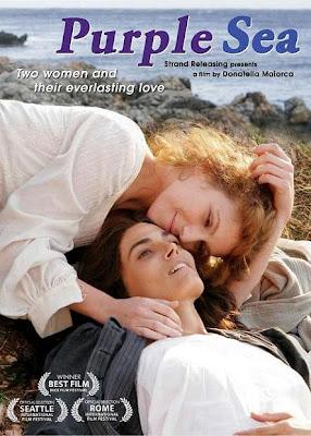 Purple Sea, movie, poster
