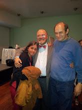 10 noviembre 2012 fer y magú con DR Angel L Fernández