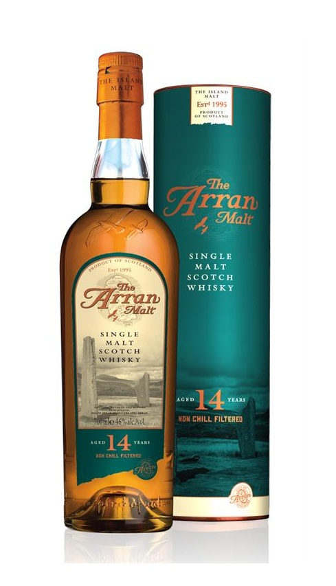 The Whisky Wire: Arran 14 \