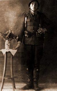 Petru Zestrean, călăraş cu schimbul