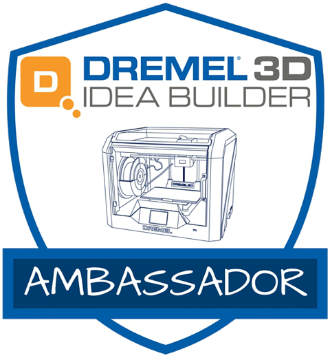 Dremel 3D Idea Builder Ambassador