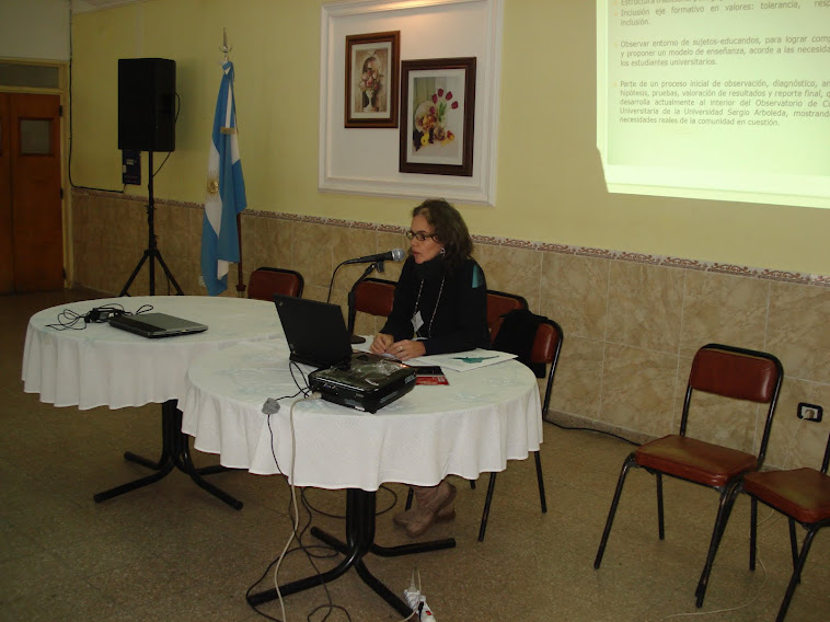 Ana Maria Cadena Silva:Universidad Sergio de Arboleda.Colombia