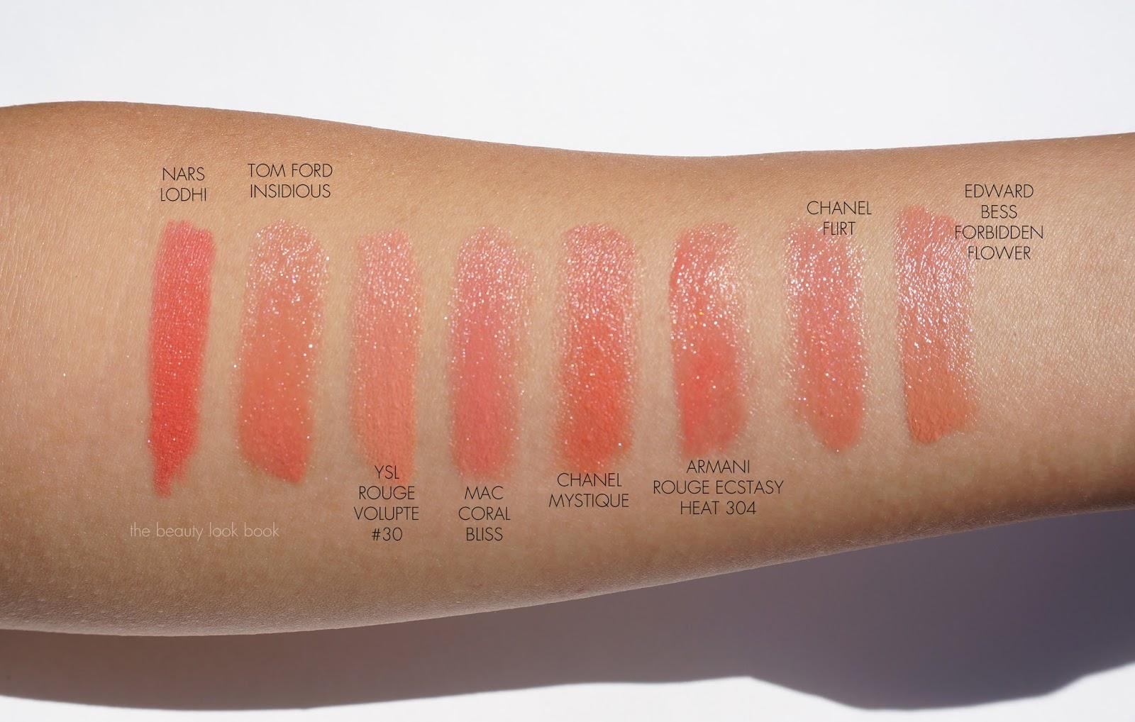 Ecstasy Lipsticks have...