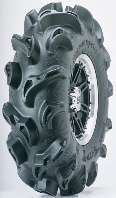ITP Mammoth Mud Tire