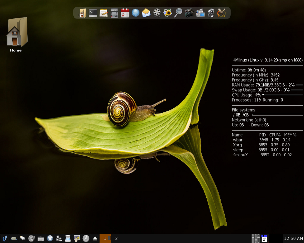 4MLinux 11 0 released
