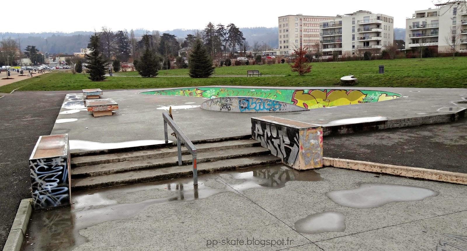 Skatepark Bourgoin Jallieu