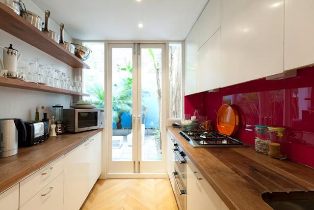 dcorar com cozinha corredor problema n o tend ncia. Black Bedroom Furniture Sets. Home Design Ideas