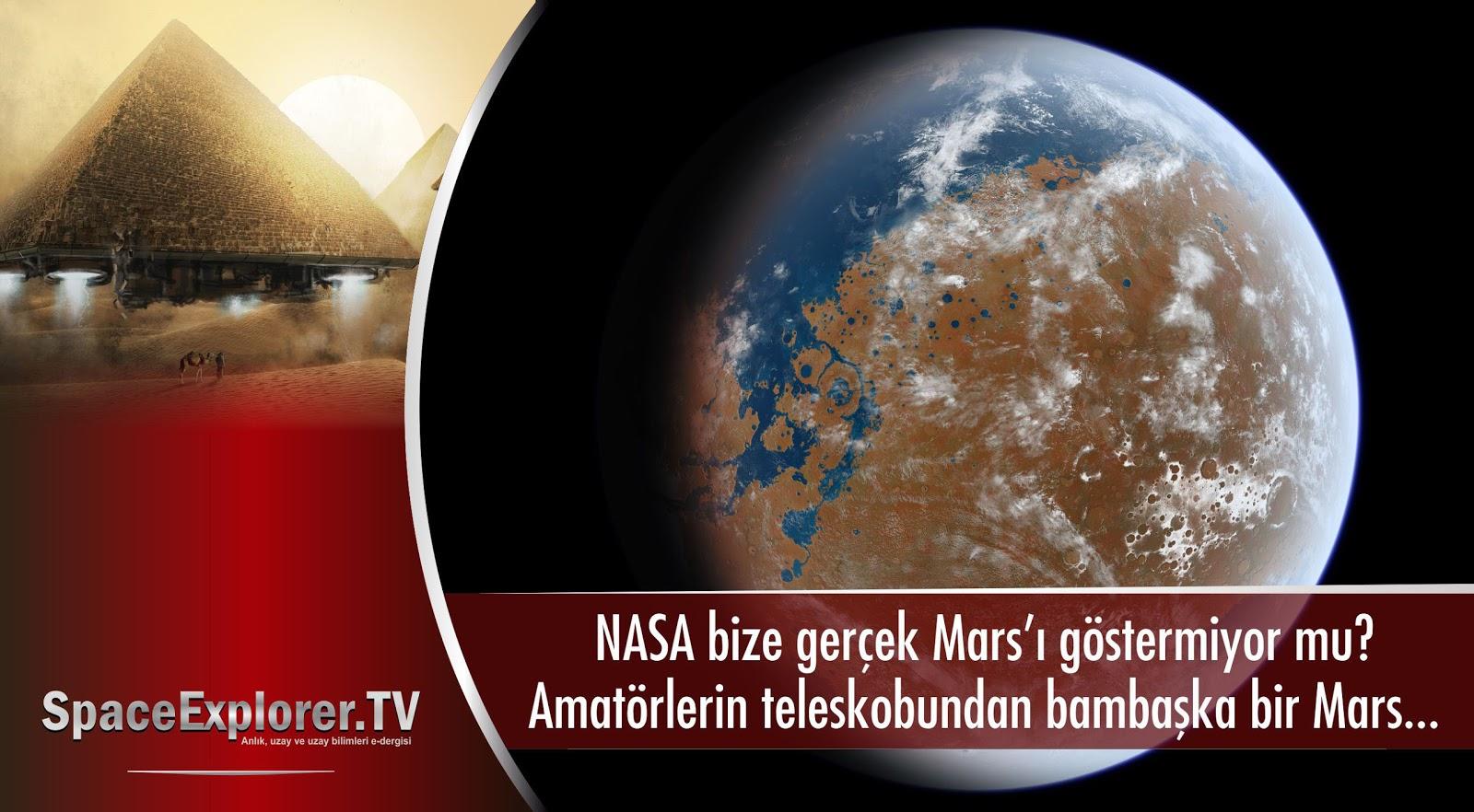 Merih, Mars, Videolar, NASA neden gizliyor, NASA, Mars'ta yaşam var mı, Uzayda hayat var mı?,