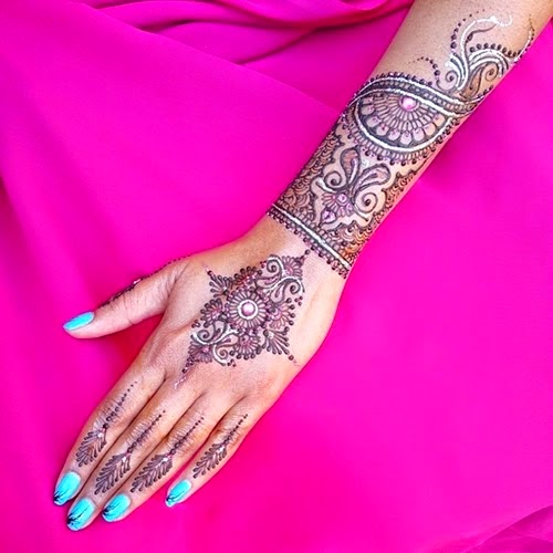 Mehndi Party Pictures : Mehndi designs book party pics