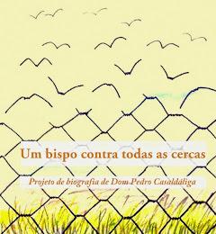 Biografia de Dom Pedro Casaldáliga - Colabore com informações diversas