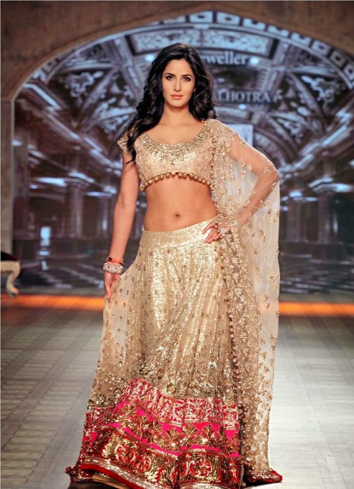 Bollywood Actresses In Lehenga Choli