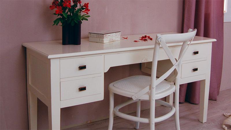 La web de la decoracion y el mueble en la red marzo 2013 - Escritorio blanco ...