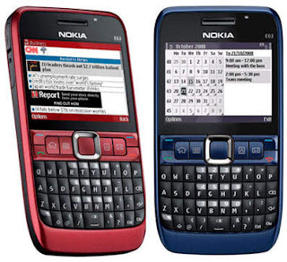 Nokia E-Series Mobile Phone