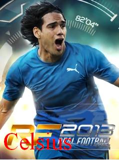 [Gameloft] Real Football 2013 Việt hóa cho điện thoại