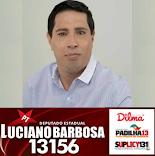 Luciano Barbosa 13156, Deputado Estadual