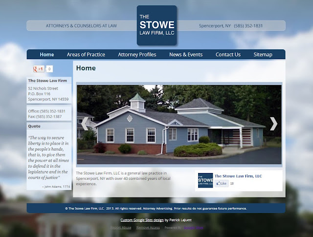 Stowe Law Firm