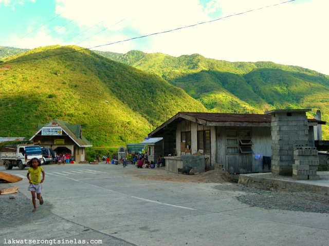 the long and winding trip to tinglayan mountains