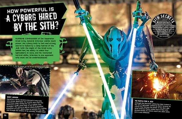 Detalles de la guía Star Wars: Teme a los Sith