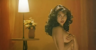 Chingmy Yau topless in Naked Killer 1992 Hongkong Movie