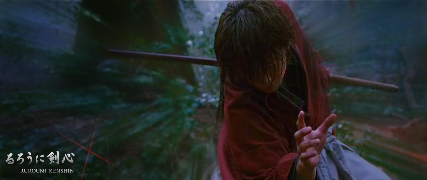 Animes: Samurai X - Rurouni Kenshi Live Action
