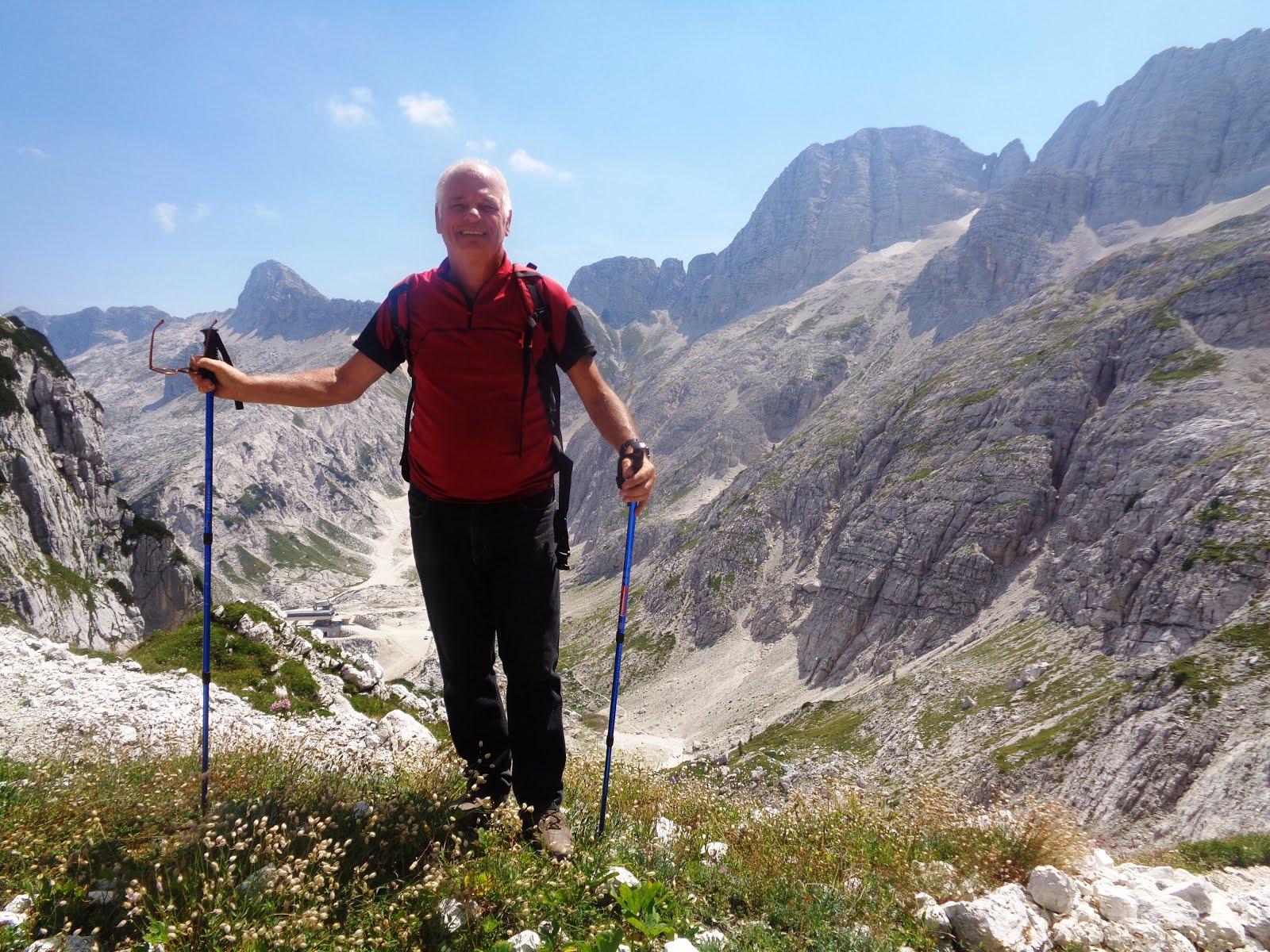 Domenica 23 agosto - gita Cai XXX Ottobre e Alpina - traversata rifugio Gilberti-bivacco Marussich