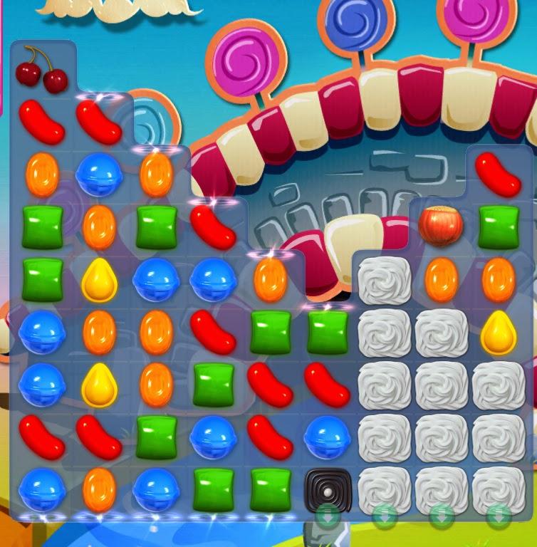 Candy Crush Saga Niveau 87