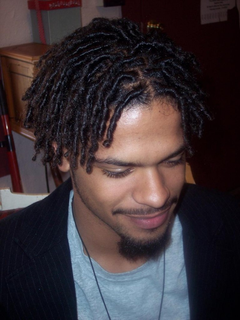 Hairstyles For Black Men 3 Hair Styles For Men