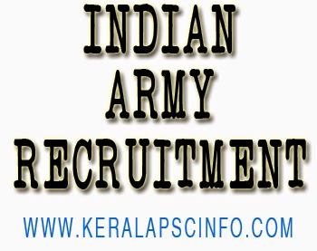 Indian Army, Indian Army recruitment, Havildar (Education), Havildar 2014, Indian Army recruitmen 2014