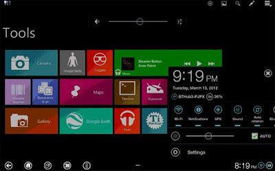 Download Meto Windows 8 UI for your Android Tablet_NewVijay