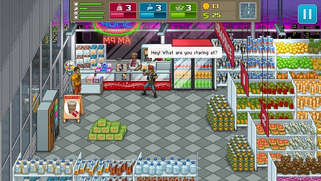 Punch Club Games Screenshots