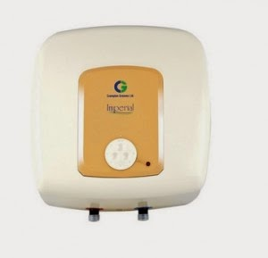 Snapdeal: Buy Crompton Greaves 15L Imperial SWH915 Geyser at Rs. 6194
