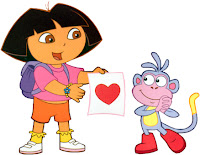 Dora And Boots Pictures2