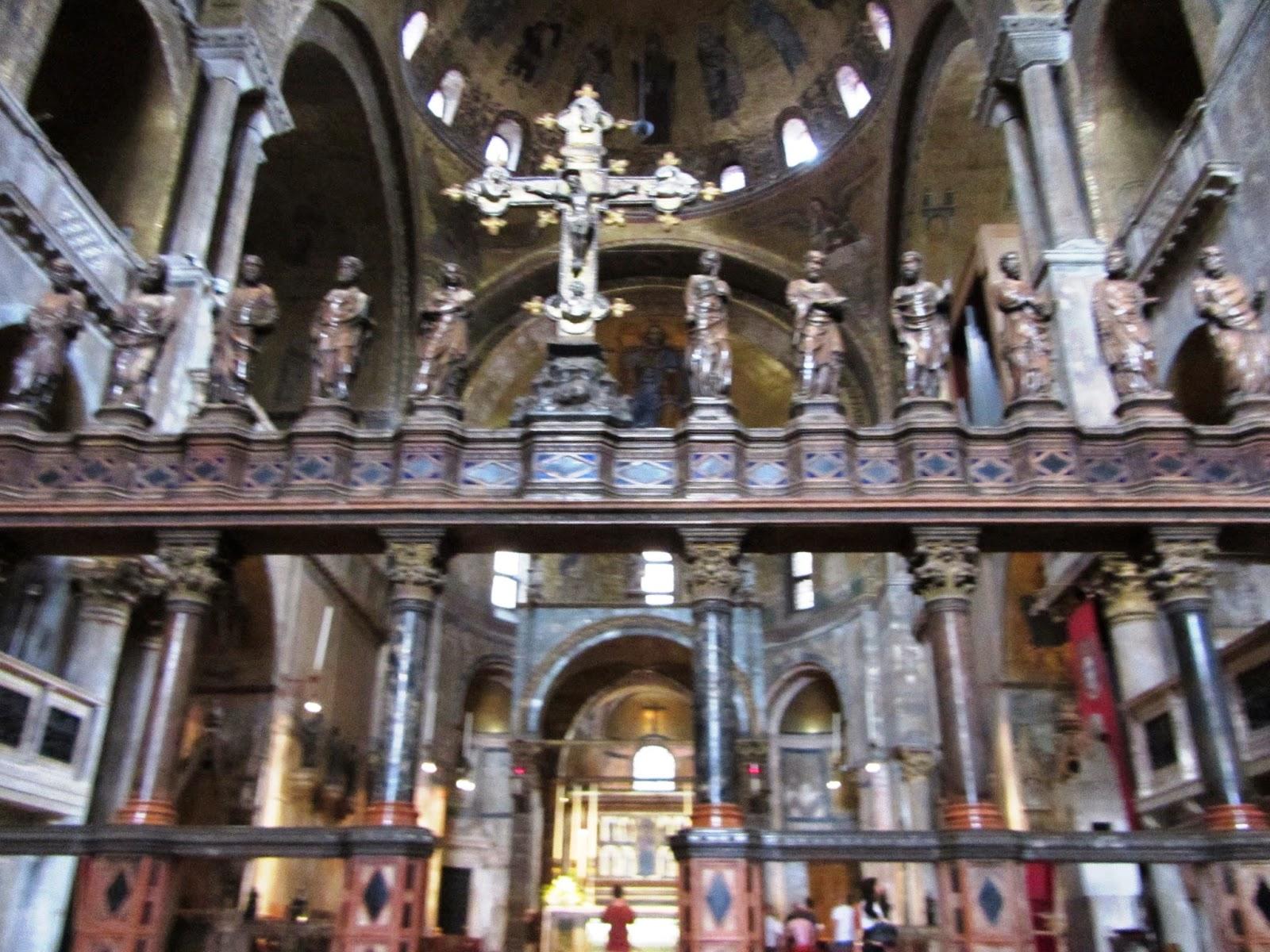 Johncristiani venice st mark 39 s basilica and other churches for Pala de oro