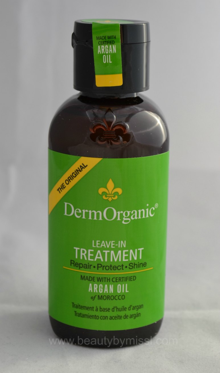 argan oil, review