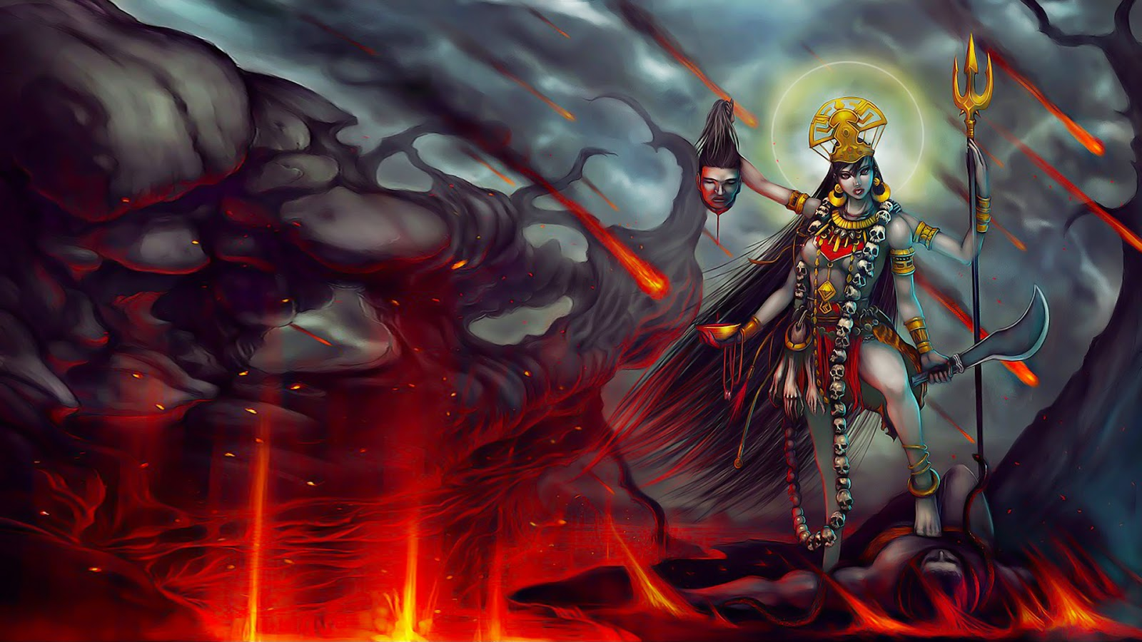 Must see Wallpaper Angry Shiva - s11  Trends_851356      .jpg