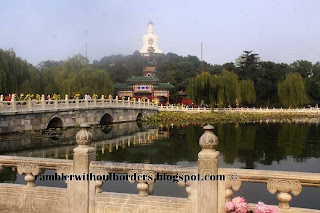 Beihai Park, Beijing, China