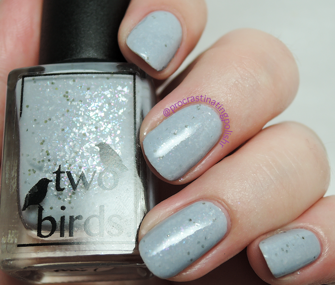 Two Birds Lacquer - Mother of Pearl | First Anniversary collection