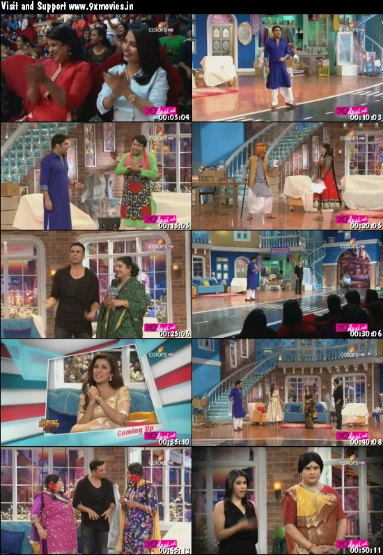 Comedy Nights With Kapil 24 Jan 2016 HDTV 480p
