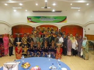 ROMBONGAN GAPENA DI RANAH MINANG JULAI 2012