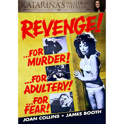 REVENGE .. RELEASED ON DVD JANUARY 14TH 2012!