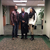 Stella Damasus and Daniel Ademinokan hosted by Grenadian Ambassador during visit to the UN (Photos)